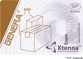 Genera RFID Tags - Tracking, cartons, pallets and Inventory Management