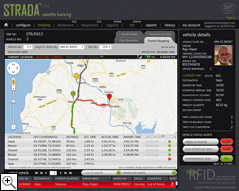 Strada - Vehicle Tracking Software Transit Mapping